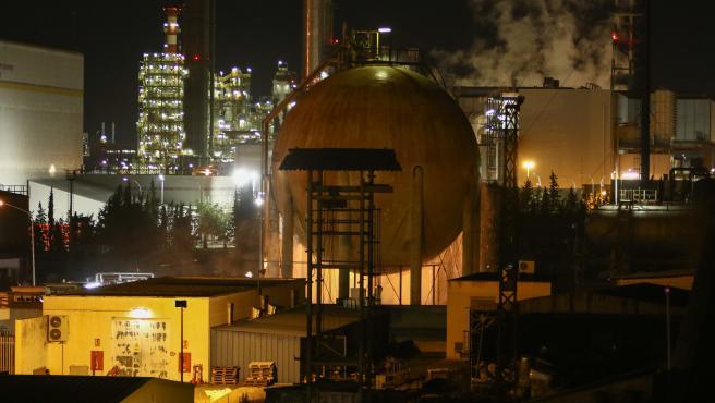 La planta donde se ha producido la explosión