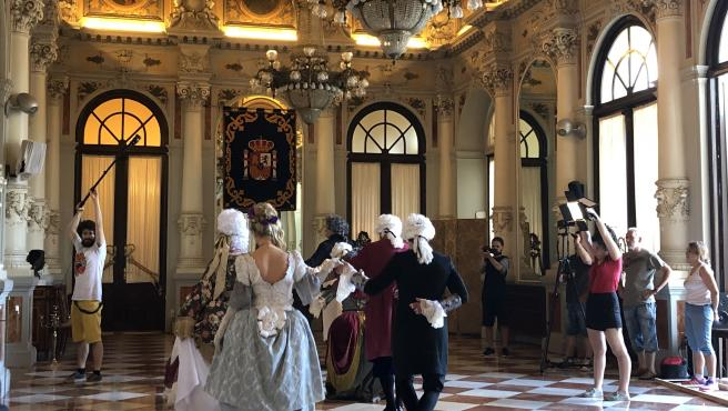 Las producciones audiovisuales en Málaga capital dejan en 2019 más de 23 millones de inversión directa