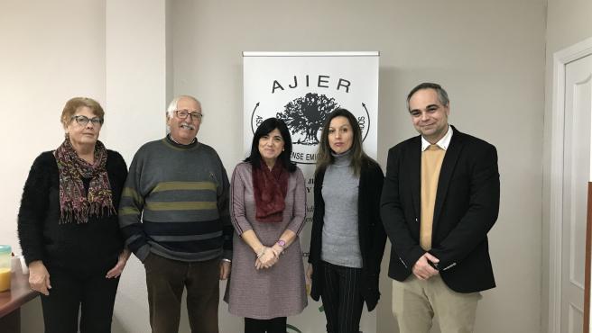 MásJaén.- Ajier cuenta en la capital jiennense con una nueva oficina de atención al inmigrante retornado