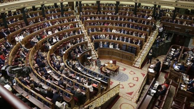 Mazón (PRC) y diputados de CC, NC y Teruel Existe dejan el grupo de Junts y se integran en el Grupo Mixto del Congreso