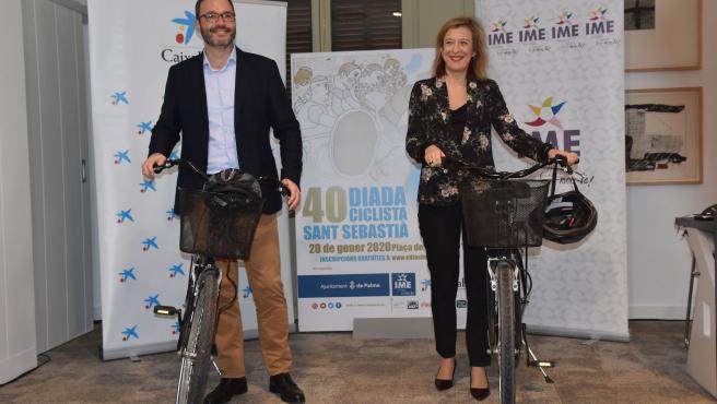 Miles de personas participarán el lunes en la 40ª Diada Ciclista de Sant Sebastià, que se canceló en 2019 por mal tiempo