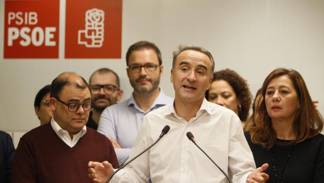 """Pere Joan Pons (PSIB) cree que la subida de las pensiones """"demuestra que esto iba de políticas"""""""