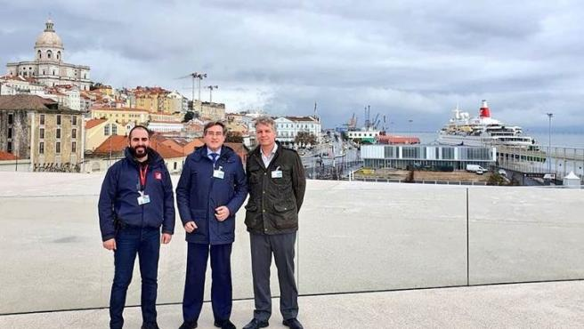 Puertos.- El Puerto de Sevilla participa en Lisboa en el Foro Empresarial Andalucía-Portugal