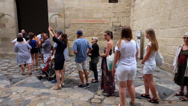 Turismo.- El Ayuntamiento de Málaga descarta pedir un cambio de la ley para poder aplicar una tasa turística