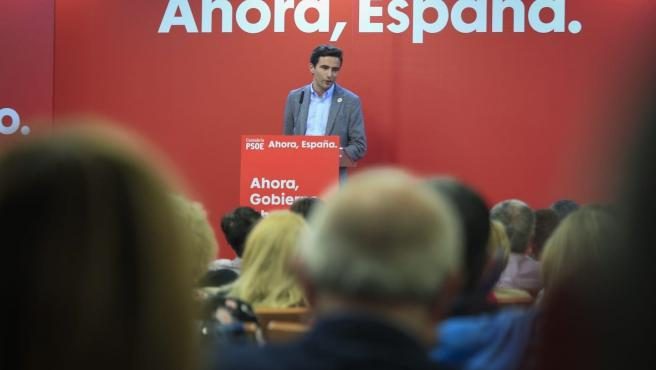 Casares dejará de ser portavoz y concejal de PSOE antes de acabar enero