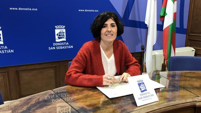 EH Bildu propone al Gobierno municipal de San Sebastián medidas para la integración de las personas sordas