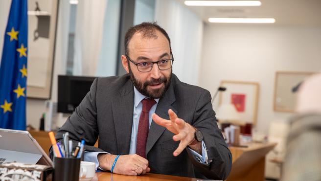 Resultado de imagen de consejero de Economía, Manuel Giménez