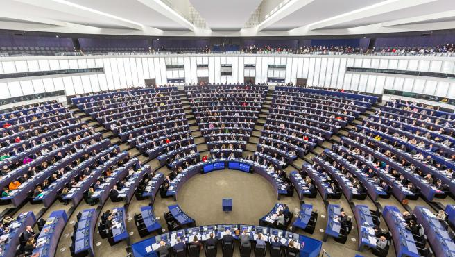 European Parliament plenary session in Strasbourg