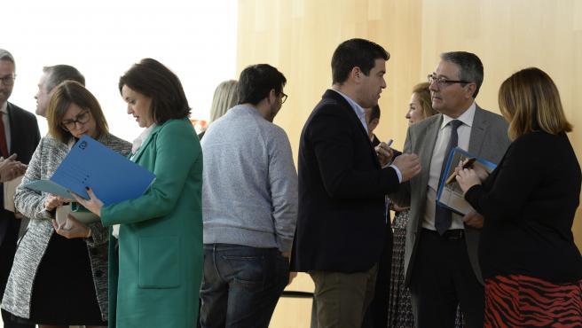 """La gestión """"desastrosa"""" de la sanidad pública andaluza y la política nacional centran el pleno de Diputación"""
