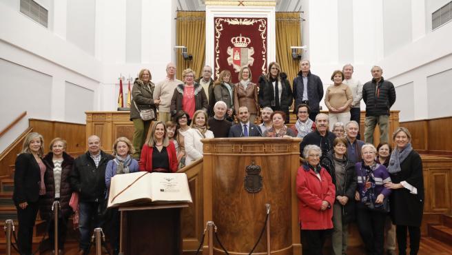 Las Cortes de C-LM volverán a abrir sus puertas a la ciudadanía con una visita guiada el 22 de enero