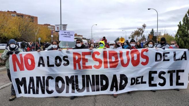 Más Madrid interpone este jueves un recurso de medidas cautelarísimas contra la llegada de más residuos a Valdemingómez