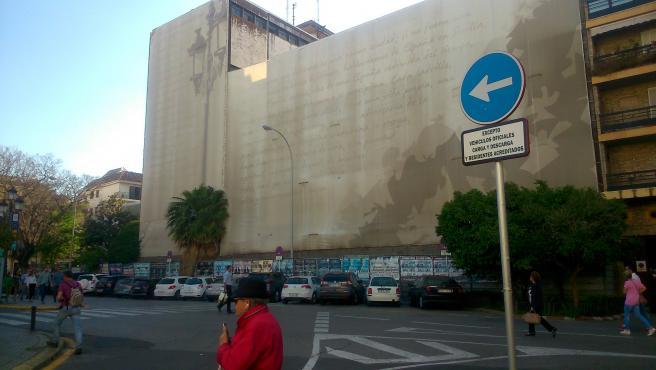 Memoria.- El expediente de la Gavidia como Lugar de Memoria sigue pendiente del informe municipal