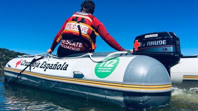 Seis personas murieron ahogadas en espacios acuáticos en Extremadura en 2019