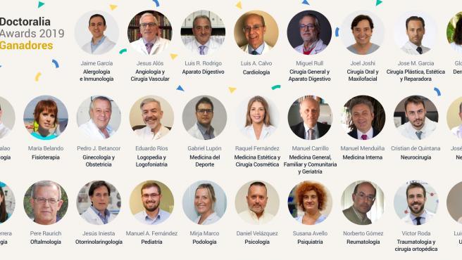 Un médico valenciano, reconocido como el urólogo más valorado de España en los premios Doctoralia