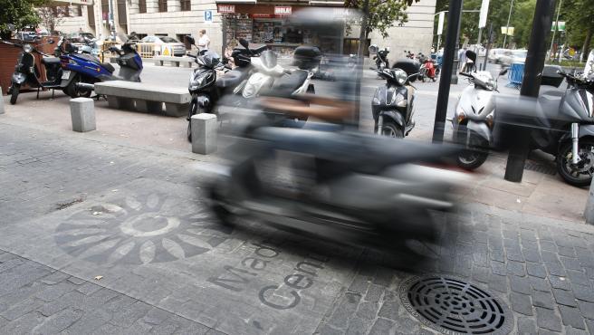 Acceder a Madrid Central sin autorización sumó el 5,46% del total de sanciones de tráfico en 2019