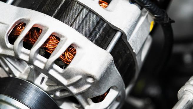 Batería de un coche eléctrico