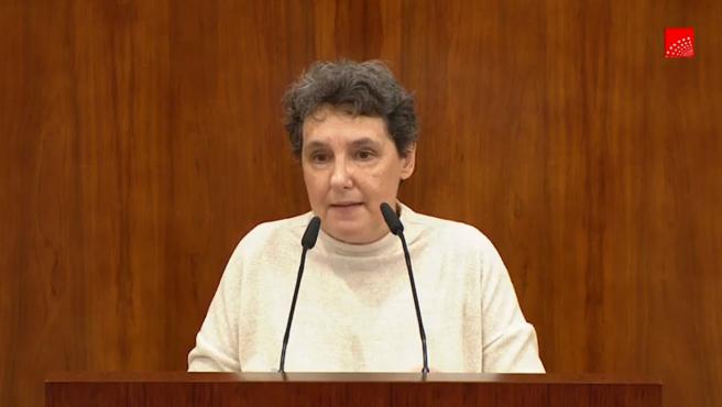 Beatriz Gimeno, nueva directora del Instituto de la Mujer.