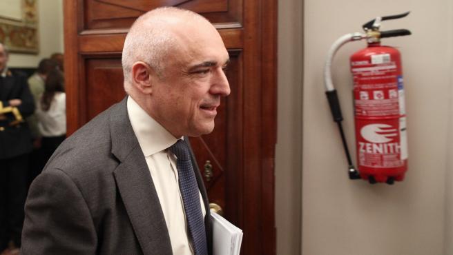"""Simancas cree que el CGPJ """"debería estar preocupado por la obstaculización y el sabotaje del PP"""""""