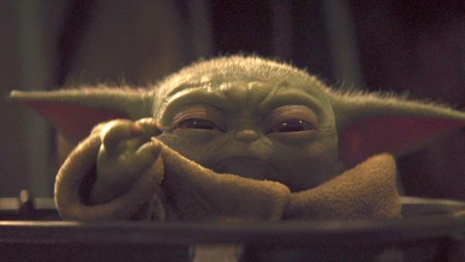 'Star Wars': George Lucas acaba de conocer a Baby Yoda y ya lo ama (creemos)
