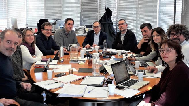 Comissió de valoració del Consell Rector de la Corporació Valenciana de mitjan Comunicació (CVMC)