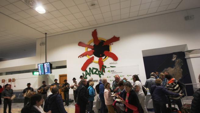El aeropuerto César Manrique-Lanzarote estrena este viernes una nueva ruta con París