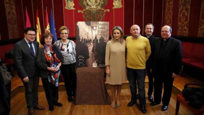 El Cristo del Amor será el protagonista del cartel de la Semana Santa de Toledo 2020