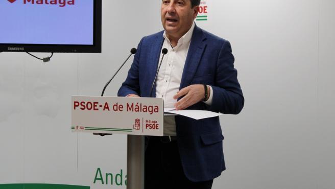"""El PSOE dice que el primer año de PP y Cs en la Junta ha supuesto """"un cambio a peor"""" en la provincia"""