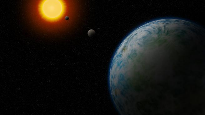 Dos nuevos mundos potencialmente habitables en estrellas cercanas.