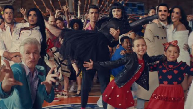 Sophie Turner recrea 'Grease' con Joe Jonas