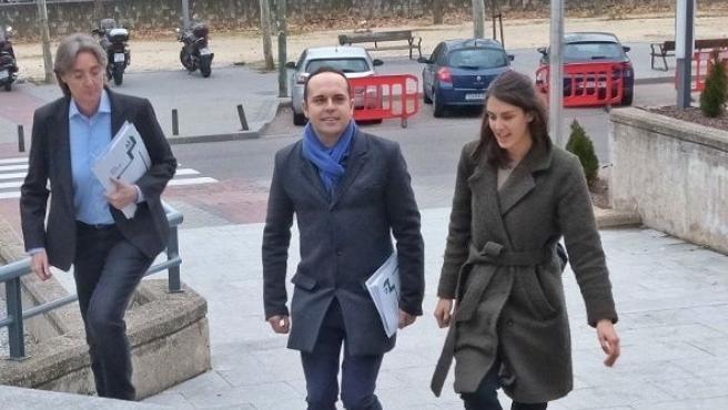 """Más Madrid denuncia ante la Fiscalía a Monasterio por """"falsear"""" el visado para obras del loft de Arturo Valls"""