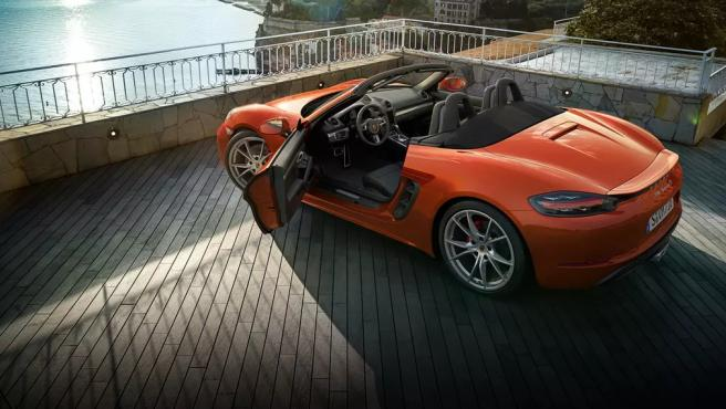 Nuevo Porsche 718 Boxster GTS