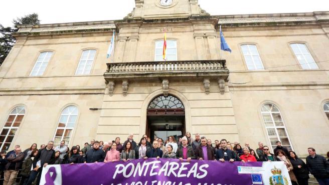 Prisión provisional para el hombre detenido por agredir a su expareja en Ponteareas (Pontevedra)