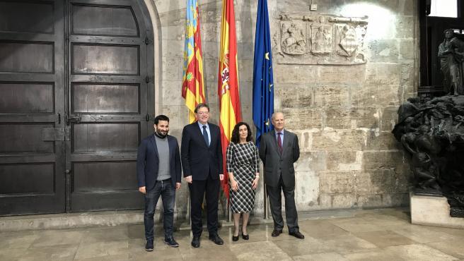 """Tudi Torró insta a trabajar para que el valenciano """"deje de ser una lengua desprestigiada, minorizada e infravalorada"""""""