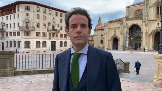 """Cuesta (Cs) ve """"imposible"""" alcanzar acuerdos con el PSOE asturiano"""