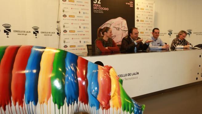 La 52ª Feira do Cocido de Lalín (Pontevedra) contará con Sonsoles Ónega de pregonera y recuperará la gala en la TVG