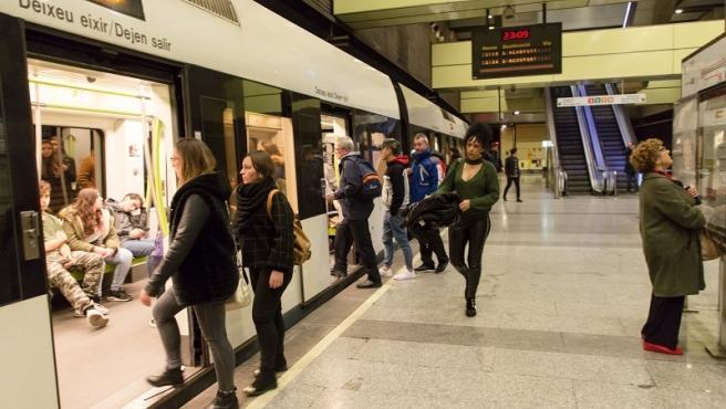 """Metrovalencia alcanza los 69,4 millones de viajeros en 2019, la cifra """"más alta de su historia"""""""