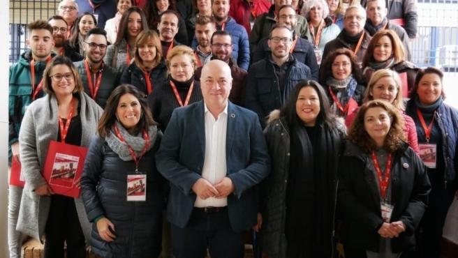 """Ruiz cree que ayuntamientos gobernados por el PSOE son """"la punta de lanza"""" en defensa de servicios públicos"""