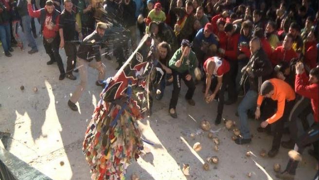 Todo preparado en Piornal para celebrar este domingo y lunes su 'Jaramplas', que atraerá a miles de visitantes