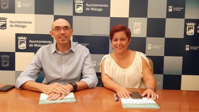 Adelante Málaga propone un plan para la eliminación definitiva del cableado eléctrico de la ciudad