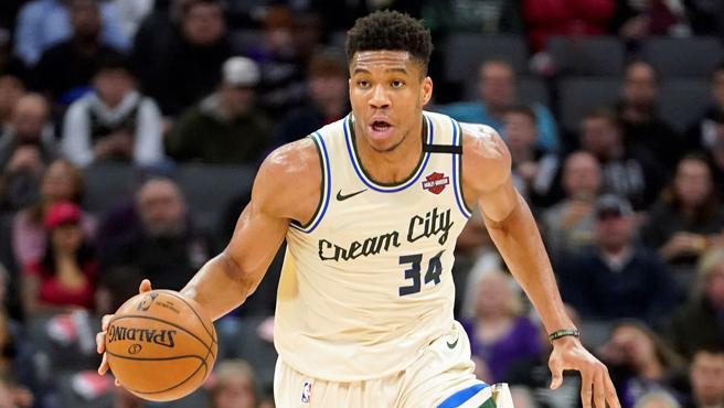 Antetokounmpo, MVP de la NBA
