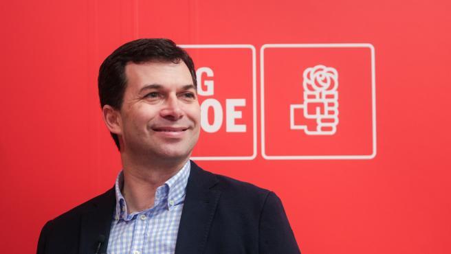 """Caballero ve en la """"rectificación de Feijóo"""" con Verín """"la primera victoria de la mayoría social progresista"""" del 2020"""