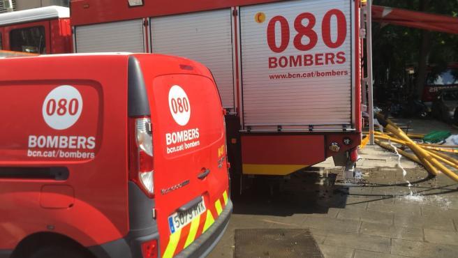 El Govern empieza a pedir el nivel C1 de catalán a los Bombers de la Generalitat