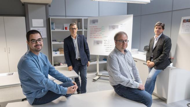 El Instituto Tecnológico de Massachusetts será asesor para un proyecto de andador inteligente en Navarra