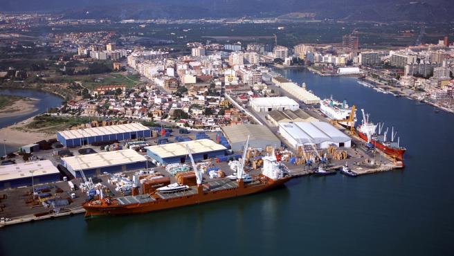 El Puerto de Gandia se cierra al tráfico marítimo