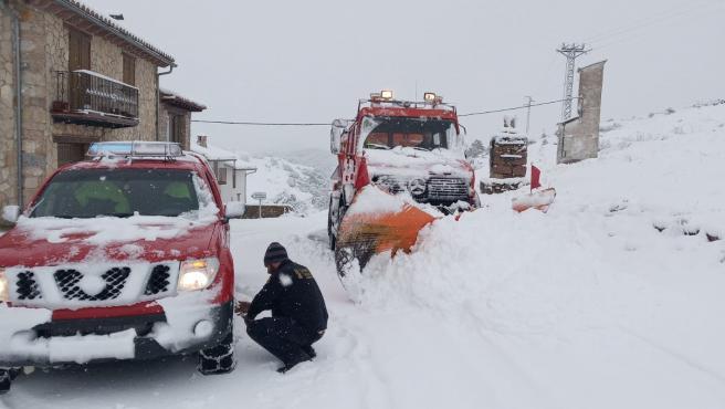 Emergencias recibe 230 llamadas relacionadas con el temporal y gestiona 145 incidentes