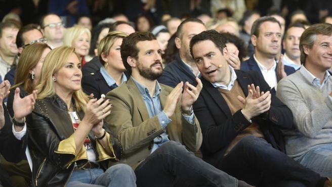 """García Egea lamenta que los cargos que representan a Murcia en Madrid """"miran más a Lledoners que a la Región"""""""