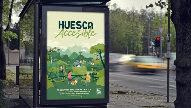 La Diputación de Huesca lleva a FITUR 2020 su turismo sostenible y accesible