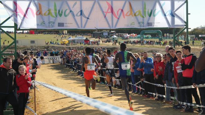 La keniata Margaret Chelimo y el etíope Tadese Worku se imponen en el XXXVIII Cross Internacional de Itálica
