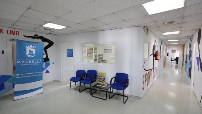 La Oficina de Atención al Deportista de Marbella gestiona más de un centenar de consultas en cuatro meses