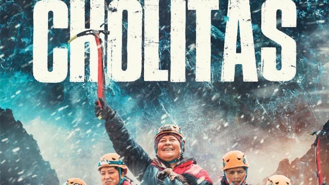 La película 'Cholitas', de Jaime Murciego y Pablo Iraburu, llegará a los cines Golem el próximo 24 de enero